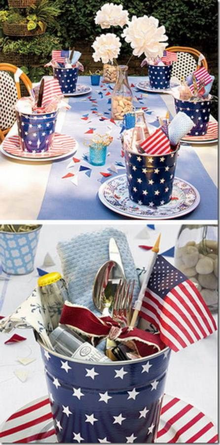 cute of july decorating ideas throwing a july party or simply want to add some patriotic touches to your home in any case here are some darling and