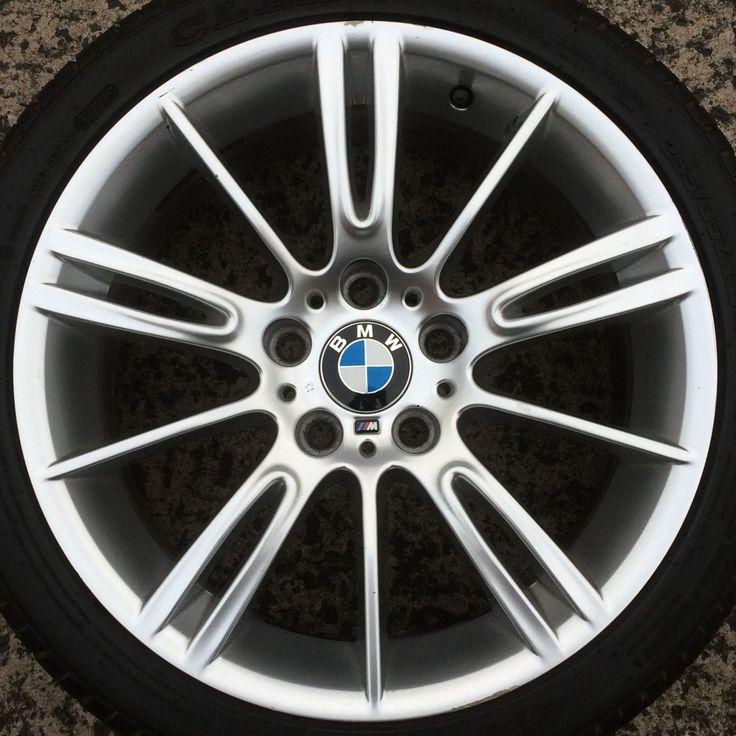 "1 #genuine bmw 18"" mv3 #alloy wheel 3 #series 193m e46 e90 e91 z4 tyre 255 35 rea,  View more on the LINK: http://www.zeppy.io/product/gb/2/351817263171/"