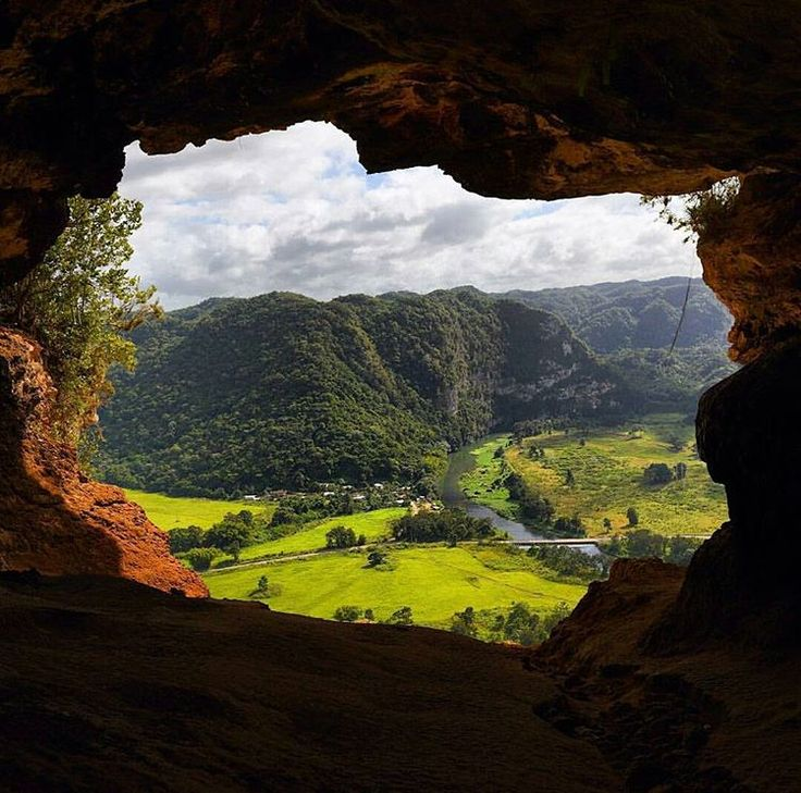 Window Cave (Cueva Ventana) is a large cave situated a top a limestone cliff in Arecibo, Puerto Rico. The cave overlooks the Río Grande de Arecibo valley. The cave is a popular tourist attraction to Puerto Ricans as well as tourists visiting from outside Puerto Rico.
