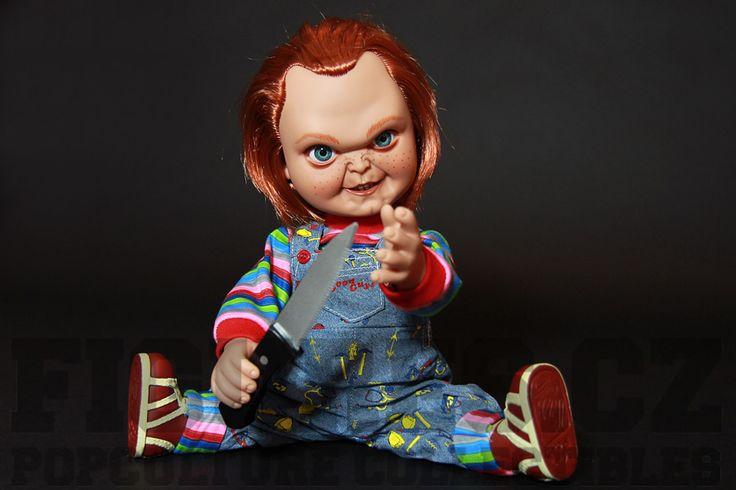Chucky - panenka Good Guy Chucky 38 cm | Figures.cz