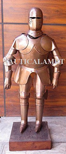 Nauticalmart Full Suit Of Kids Armour In Antique Finished Plate Custom