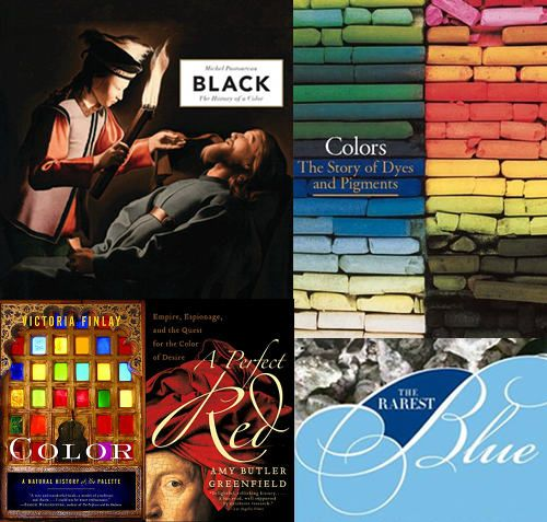 our favorite awesome books about the history of colors color history books - Books On Color Theory