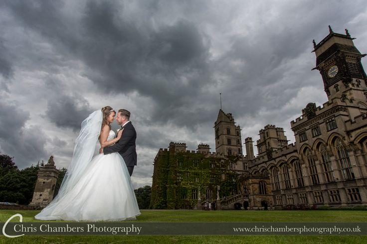 Carlton Towers Wedding Photography from http://www.chrischambersphotography.co.uk Bride and groom wedding photography at Carlton in Goole