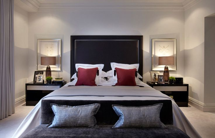 25+ Best Ideas About Black Master Bedroom On Pinterest