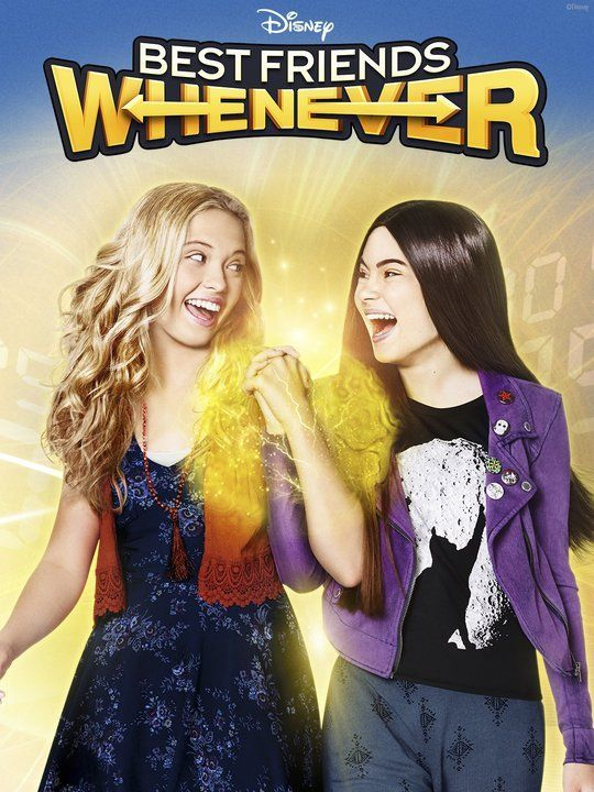 Best Friends Whenever!!! Love this show!
