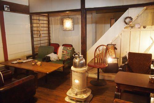 cafe R hana... ☆ 笠間のレトロCafe|温泉にいらっしゃい♪