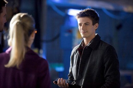"""Barry Allen, aka the Flash, will be introduced in the """"Arrow"""" episode, """"The Scientist."""" Find out more on the character from the producers and from actor Grant Gustin in this interview."""