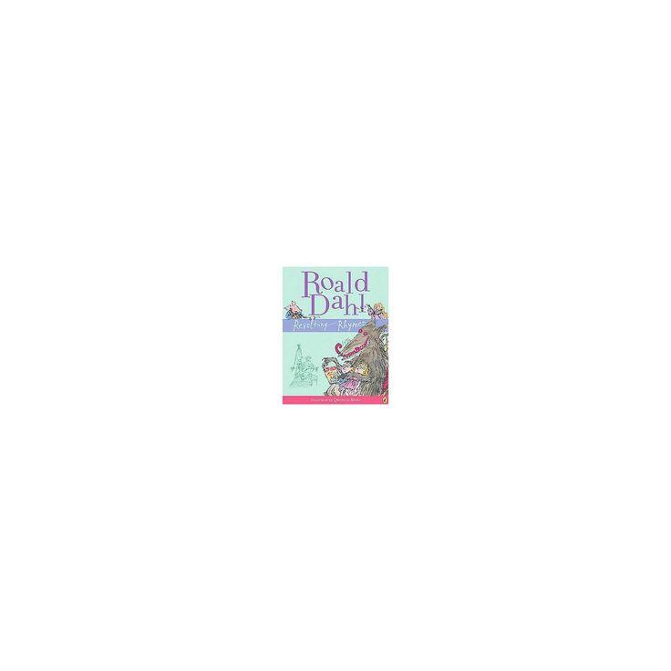 Revolting Rhymes (Reprint) (Paperback) (Roald Dahl)