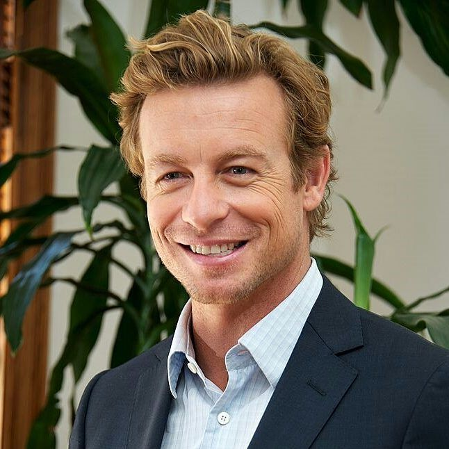 Simon Baker at 'The Mentalist' Press Conference on October 29, 2012 in West Hollywood, CA