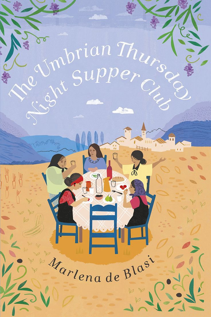 The umbrian thursday night supper club amazon co uk kindle store