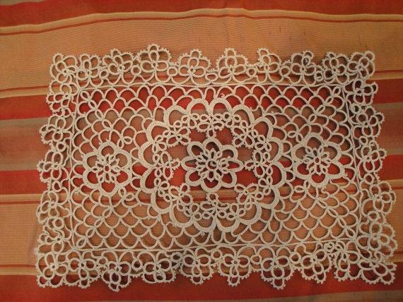 176 best Crochet Table Runners images on Pinterest | Doilies crochet ...