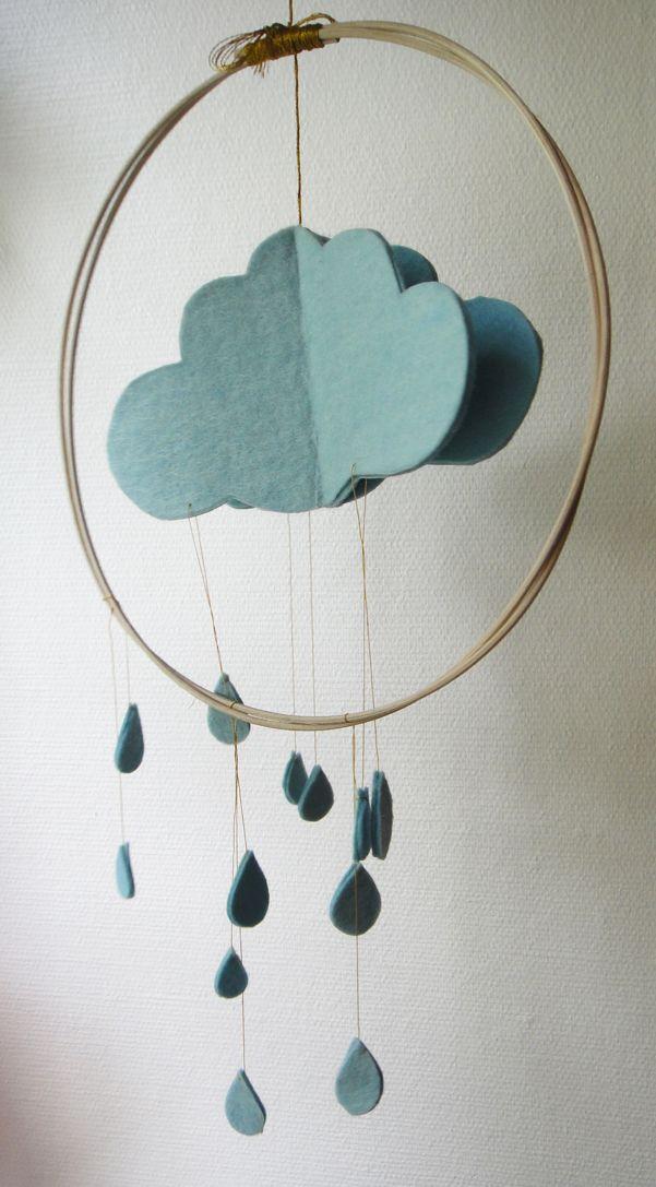 Mobile nuage