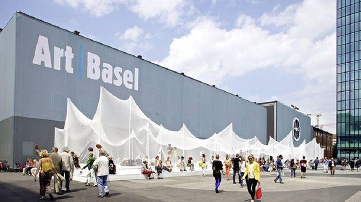 С 16 по 19 июня в городе Базель (Швейцария) состоится международная выставка Art Basel 2016 http://faqindecor.com/ru/news/mezhdunarodnaya-vystavka-art-basel-2016/