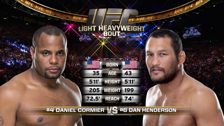 UFC 210 Free Fight: Daniel Cormier vs Dan Henderson