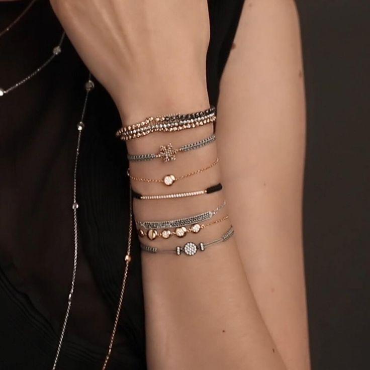 Complete the style with Kurshuni bracelet.❤️