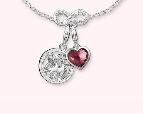 Cute, cuter, Charm Club. Get inspired by lovely #ValentinesDay #GiftIdeas