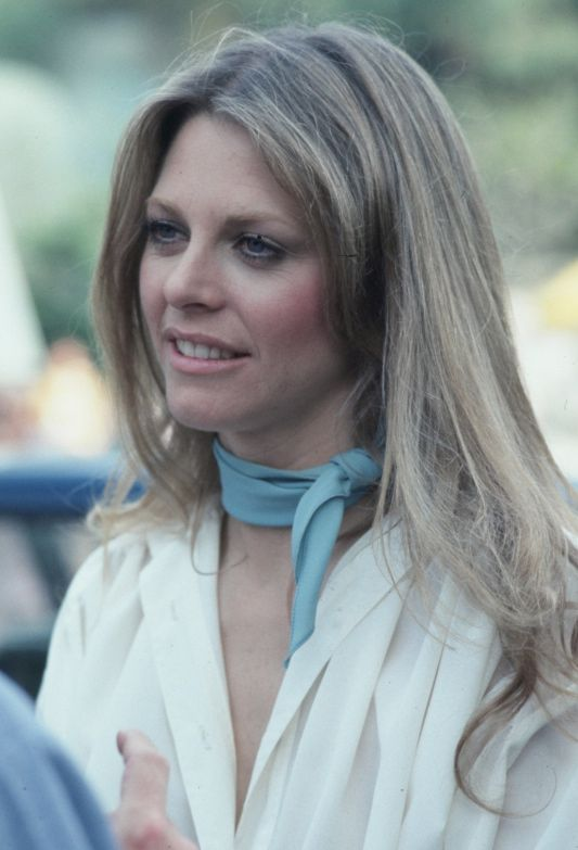 Jaimie Sommers - The Bionic Woman played by Lindsay Wagner