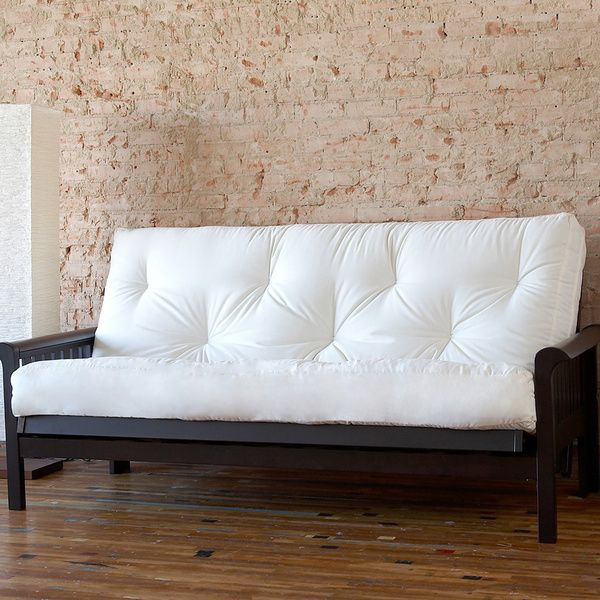 Full Size 6-inch Futon Mattress - Overstock Shopping - Great Deals on Futons