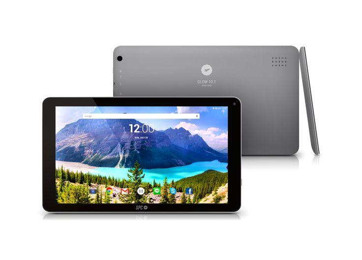 Nuevas GLEE y GLOW   SPC renueva sus dos familias de tablets, la mejor tecnología al alcance de todos