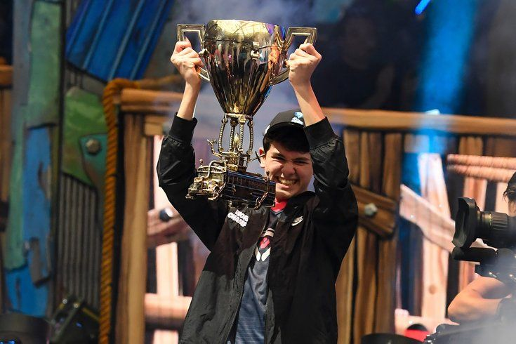 Bugha Won Fortnite World Cup Fortnite World Cup In Game Currency