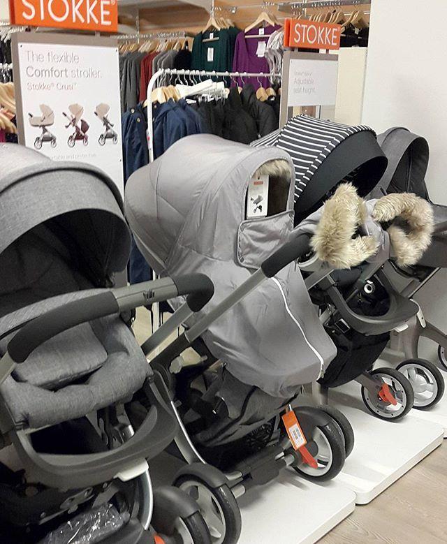 Jess! Kanta-asiakaspäivät  alkaa tänään ja kestää lauantaihin. Kaikki tuotteet on alennettu, esim. Stokke vaunut ja rattaat -20% & Mamalicious vaatteet -30%!  #BabyStyle #Tampere #kantispäivät #Stokke #Mamalicious
