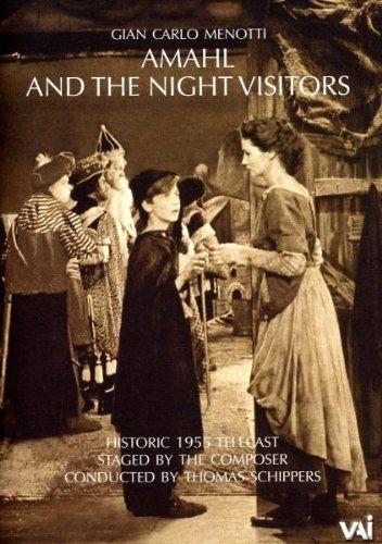 Menotti: Amahl and the Night Visitors VIDEO ARTISTS INTERNATIONAL http://www.amazon.com/dp/B000VZAV5I/ref=cm_sw_r_pi_dp_IVVtub0T0E8B6