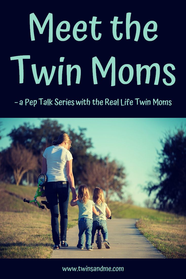 Meet the Twin Moms is a series aimed at supporting & inspiring new twin moms with the vital experience & knowledge from many twin moms around the world.