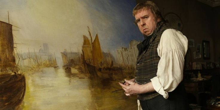 Timothy Spall, le Turner de Mike Leigh. Les couleurs d'un prix d'interprétation ?