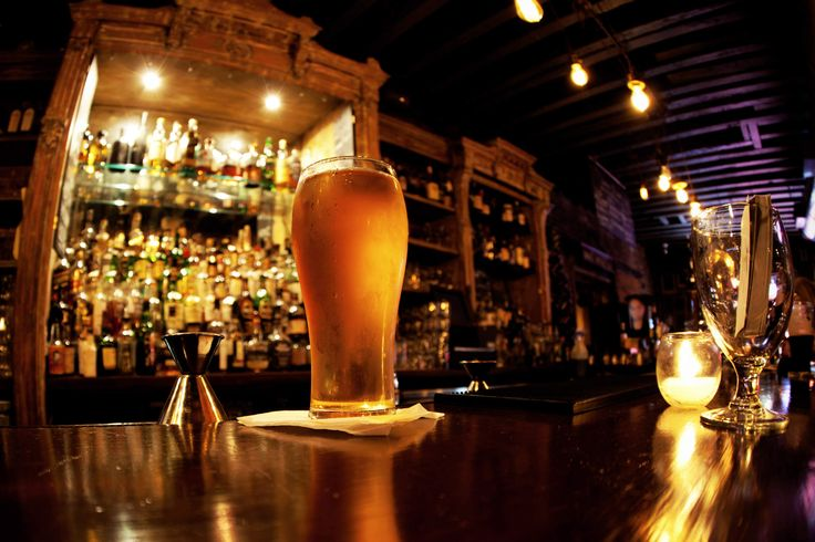 The 21 Best Beer Bars in the World. These are now #2-22 on my bucket list, behind #1. Get a passport.