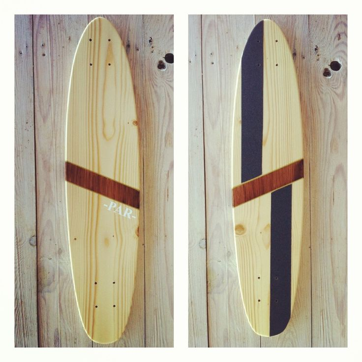 La Planche a Roues new cruiser ! Handmade skateboard in France