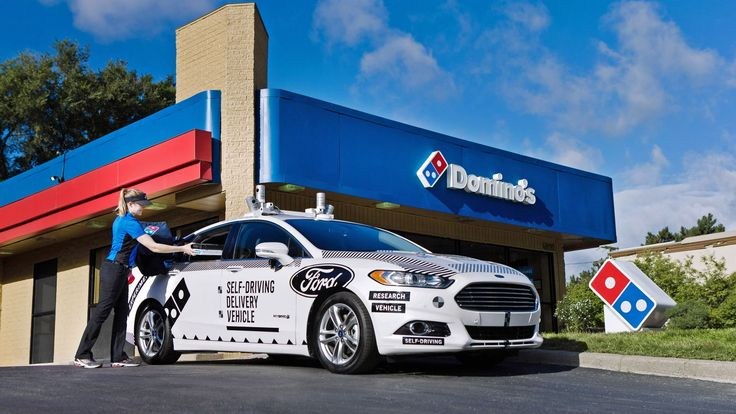 Ford and Domino's Pizza are teaming up to test self-driving pizza delivery cars in Michigan, as part of an effort to better understand how customers respond to and interact with autonomous...