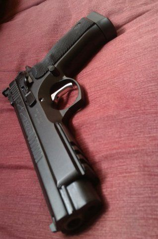 Coolbox18 Coolbox18 uploaded this image to 'CZ SP01 Tac Sport'.  See the album on Photobucket.