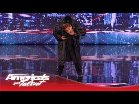 Kenichi Ebina Performs Amazing Matrix-Style Robot Dance-ish On 'America's Got Talent'