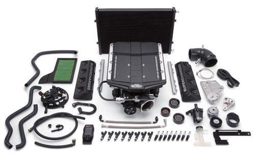 Edelbrock Supercharger Stage 1 Street Kit 15-17 Ford Mustang GT 50L