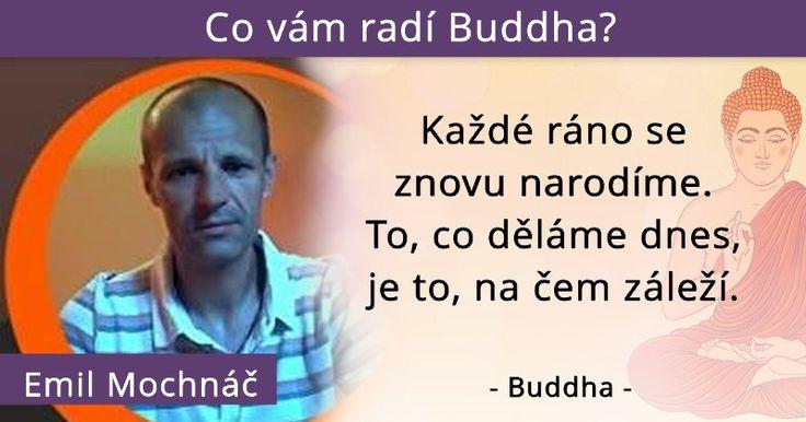 Co vám radí Buddha?