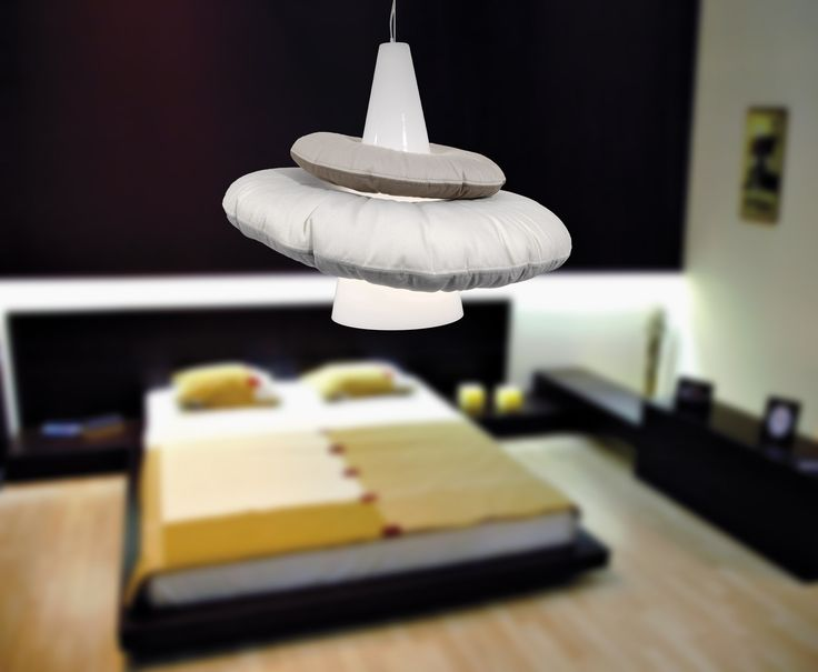 Pillow lamp Design by: Chiara Moreschi Company: WayPoint-light Euroluce 2013