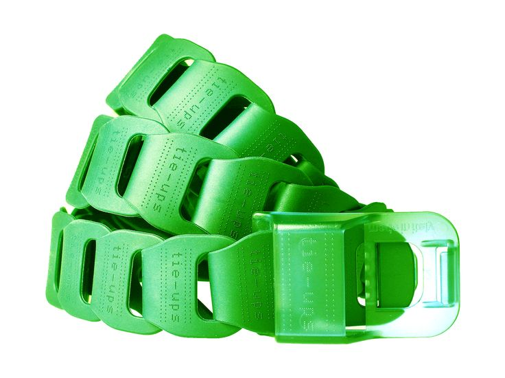 #green #belt #Baided Belts. Tress is a freshand exclusive fashion,  for original styles. One-size, unisex, hypoallergenic. It is possible to create your own Tress model by endlessy combining the minimal units composing it and following a simple procedure. Realize your Belt Tress color your prefer.