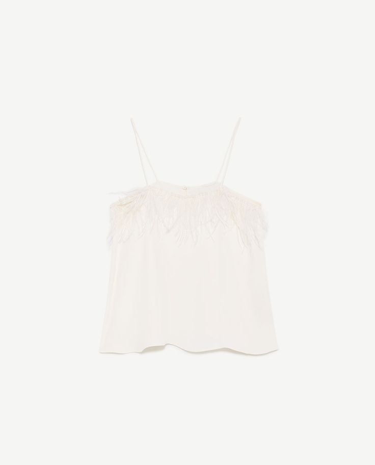 CAMISOLE TOP from Zara