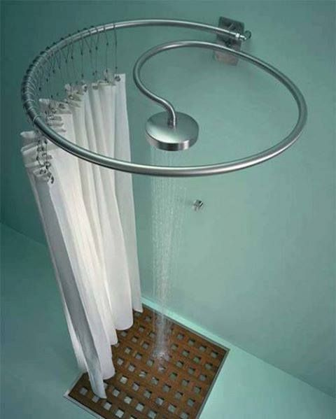 What do you think of this simplistic shower idea? Love. My next outdoor shower.
