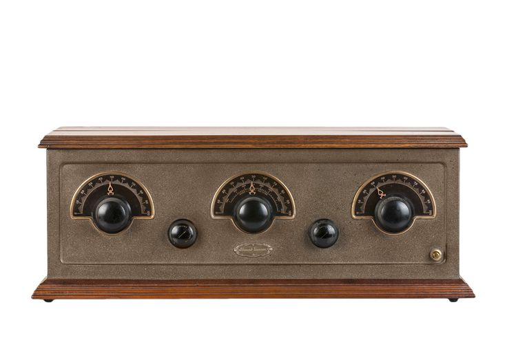 1925 Stewart Warner Model 300 Radio (USA)
