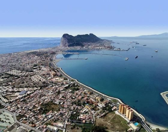 Just learned a close family friend was born and raised on the rock of gibraltar- and now I must go!
