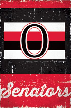 Ottawa Senators Retro Logo 2013 | NHL | Sports | Hardboards | Wall Decor | Pictures Frames and More | Winnipeg | Manitoba | MB | Canada