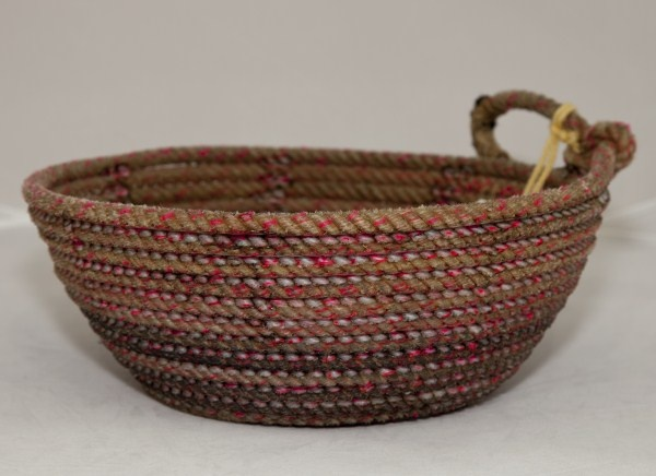 31 best images about corde magique rope basketry on - Magique basket ...