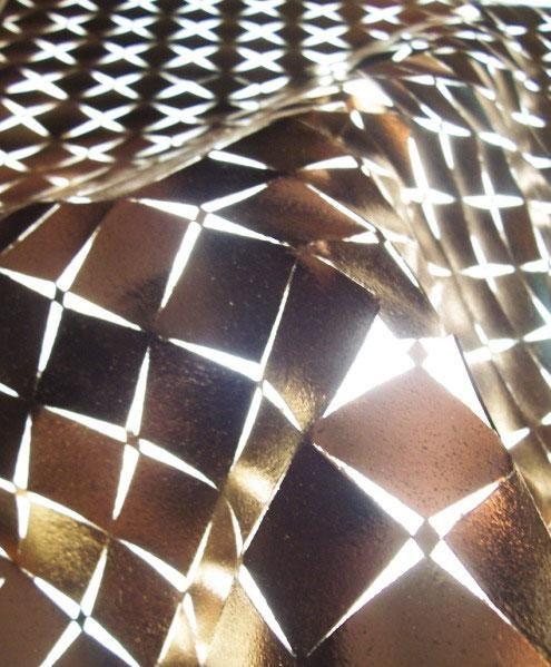 Yemi Awosile - cork textiles