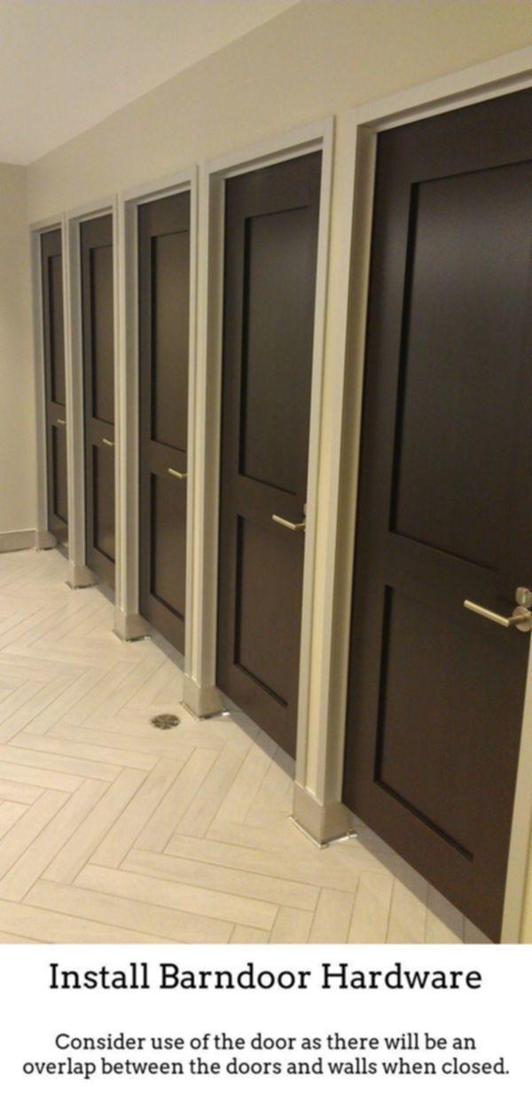 Barndoor Hardware Look For Barn Door Sliding Door And Flat Track