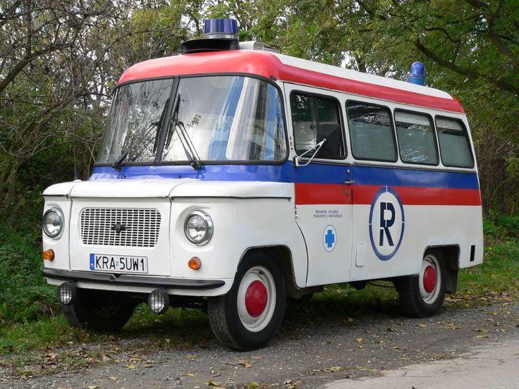 NYSA polish ambulance until 60 till 90th