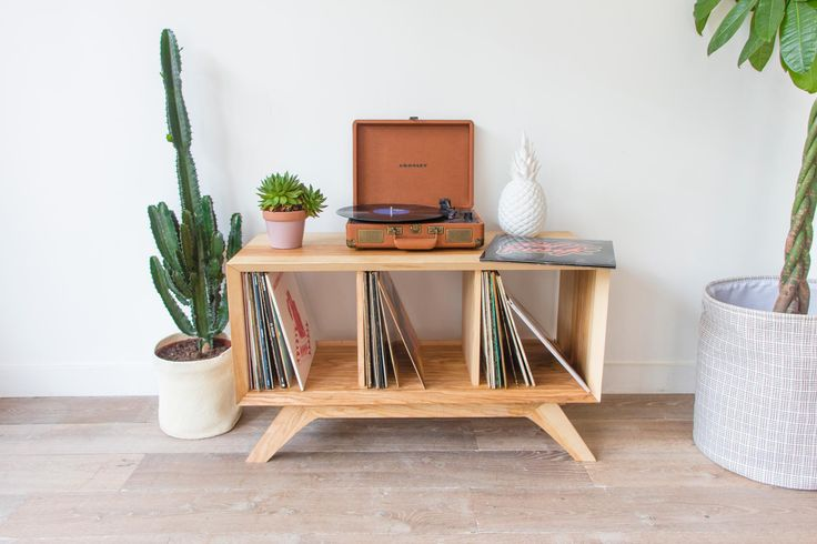 17 b sta id er om meuble vinyle p pinterest meuble hifi for Meuble vinyle