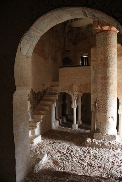 ermita de san baudelio casillas de berlanga mozrabe spain