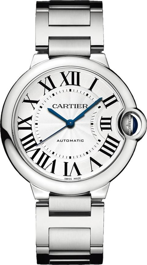 Cartier Ballon Bleu De Cartier Watch 36 Mm Floating Like A