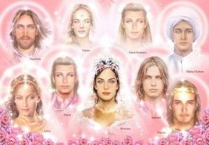 Pink Ray Masters & Lady's
